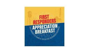 first responders appreciation logo